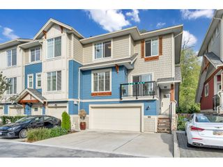 """Photo 1: 99 20498 82 Avenue in Langley: Willoughby Heights Townhouse for sale in """"GABRIOLA PARK"""" : MLS®# R2536337"""