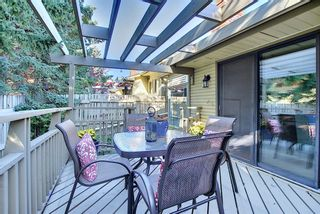 Photo 43: 607 Stratton Terrace SW in Calgary: Strathcona Park Row/Townhouse for sale : MLS®# A1065439