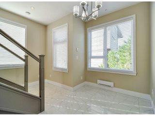 """Photo 9: 1814 E PENDER Street in Vancouver: Hastings Townhouse for sale in """"AZALEA HOMES"""" (Vancouver East)  : MLS®# V1051710"""