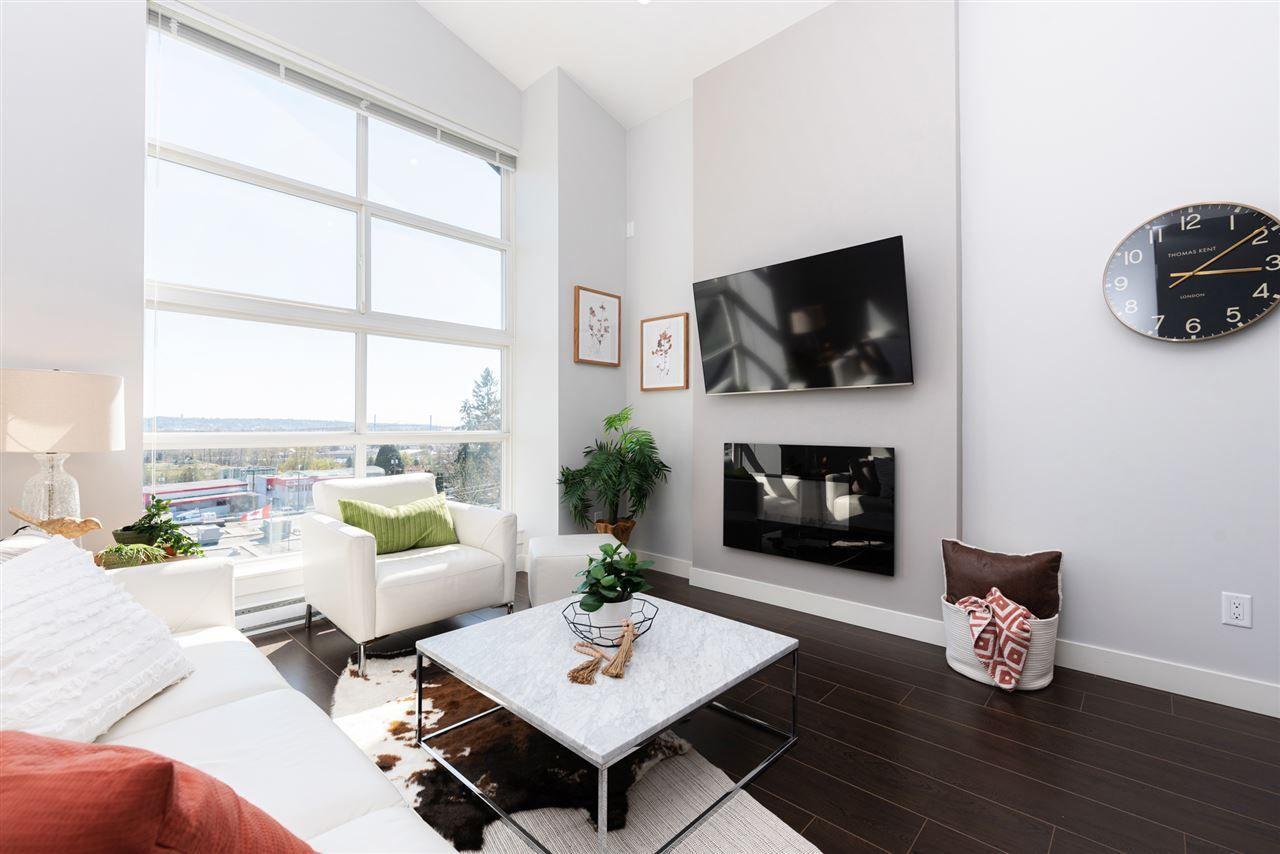 "Main Photo: 404 827 RODERICK Avenue in Coquitlam: Coquitlam West Condo for sale in ""HAZEL"" : MLS®# R2595393"