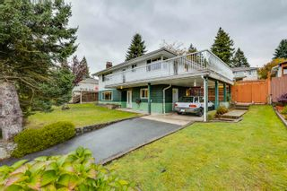 Main Photo: 875 KINSAC Street in Coquitlam: Coquitlam West House for sale : MLS®# R2629059