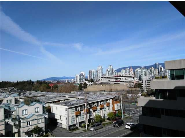 """Main Photo: 605 587 W 7TH Avenue in Vancouver: Fairview VW Condo for sale in """"THE AFFINITY"""" (Vancouver West)  : MLS®# V1117685"""