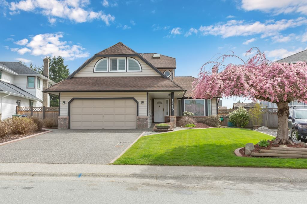 "Main Photo: 18740 62A Avenue in Surrey: Cloverdale BC House for sale in ""EAGLE CREST"" (Cloverdale)  : MLS®# R2560430"