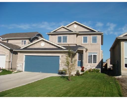Main Photo: 55 COTTER Circle in WINNIPEG: St Vital Residential for sale (South East Winnipeg)  : MLS®# 2819038