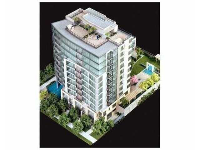"""Main Photo: 801 1690 W 8TH Avenue in Vancouver: Fairview VW Condo for sale in """"MUSEE"""" (Vancouver West)  : MLS®# V824789"""