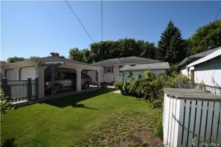 Photo 17: 473 Roberta Avenue in Winnipeg: East Kildonan Residential for sale (3D)  : MLS®# 1720937
