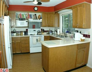 Photo 2: 3658 ARGYLL Street in Abbotsford: Central Abbotsford House for sale : MLS®# F1003909