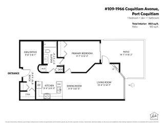 "Photo 27: 109 1966 COQUITLAM Avenue in Port Coquitlam: Glenwood PQ Condo for sale in ""Portica West"" : MLS®# R2615588"