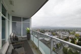 """Photo 10: 2806 4880 BENNETT Street in Burnaby: Metrotown Condo for sale in """"CHANCELLOR"""" (Burnaby South)  : MLS®# R2579804"""