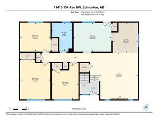 Photo 37: 11416 134 Avenue in Edmonton: Zone 01 House for sale : MLS®# E4252997