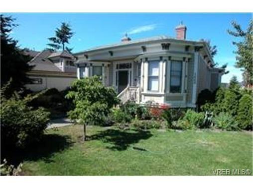 Main Photo:  in VICTORIA: Vi Fernwood Condo for sale (Victoria)  : MLS®# 438901