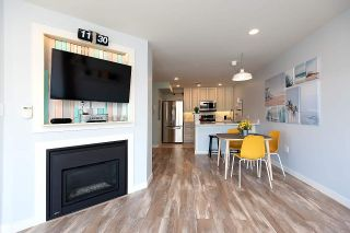 """Photo 11: 306 5 K DE K Court in New Westminster: Quay Condo for sale in """"Quayside Terrace"""" : MLS®# R2585384"""
