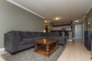 "Photo 3: 205 33728 KING Road in Abbotsford: Poplar Condo for sale in ""College Park"" : MLS®# R2150276"
