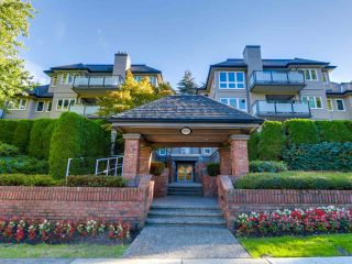 """Photo 1: 101 3950 LINWOOD Street in Burnaby: Burnaby Hospital Condo for sale in """"CASCADE VILLAGE"""" (Burnaby South)  : MLS®# R2109550"""