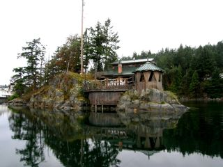 Photo 1: 4065 4066 TRANQUILITY Island in Sunshine Coast: Home for sale : MLS®# V1088772