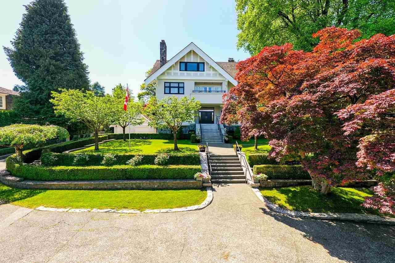 Main Photo: 1188 WOLFE Avenue in Vancouver: Shaughnessy House for sale (Vancouver West)  : MLS®# R2620013