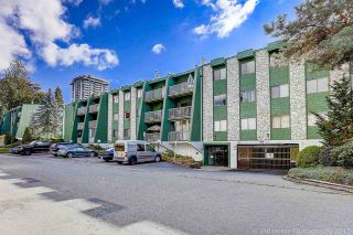 """Photo 1: 216 9202 HORNE Street in Burnaby: Government Road Condo for sale in """"Lougheed Estates II"""" (Burnaby North)  : MLS®# R2214599"""