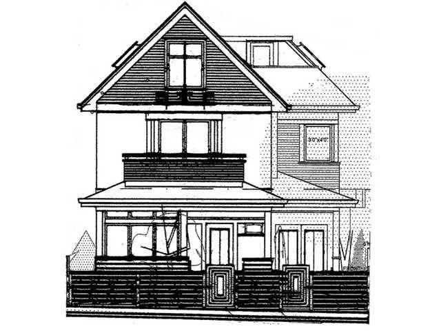 Main Photo: 1871 E 3RD AV in Vancouver: Grandview VE Condo for sale (Vancouver East)  : MLS®# V1093038