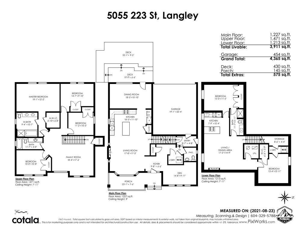 Photo 2: Photos: 5055 223 Street in Langley: Murrayville House for sale : MLS®# R2611969