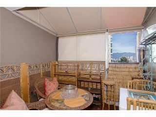 """Photo 6: # 207 1633 W 8TH AV in Vancouver: Fairview VW Condo for sale in """"FIRCREST GARDENS"""" (Vancouver West)  : MLS®# V971251"""