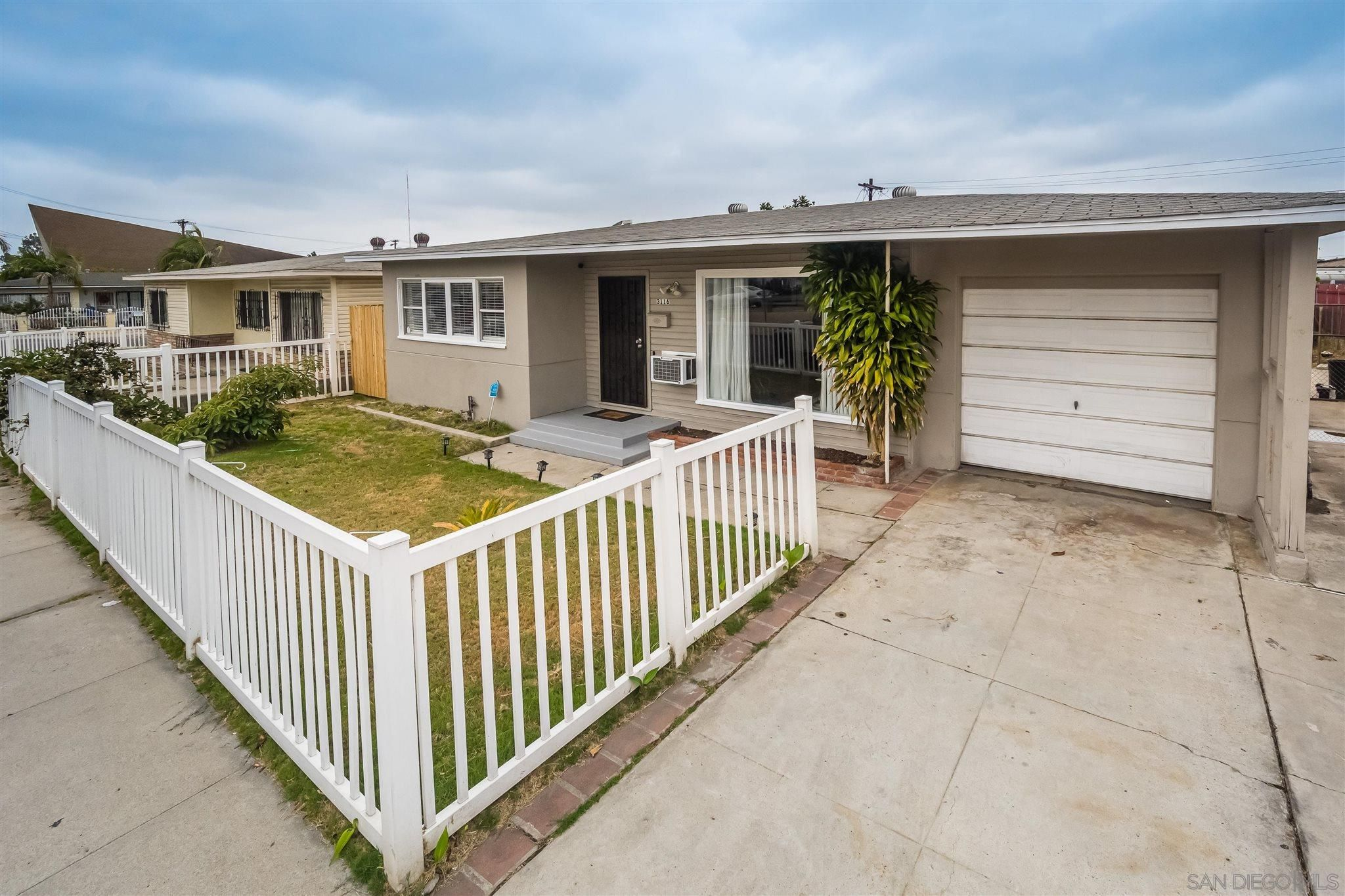 Main Photo: EAST SAN DIEGO House for sale : 2 bedrooms : 3116 54Th St in San Diego