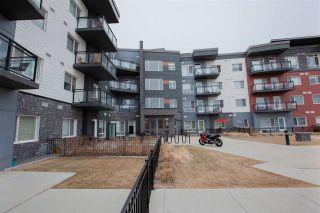 Photo 1: 114 7508 Getty Gate in Edmonton: Zone 58 Condo for sale : MLS®# E4234068