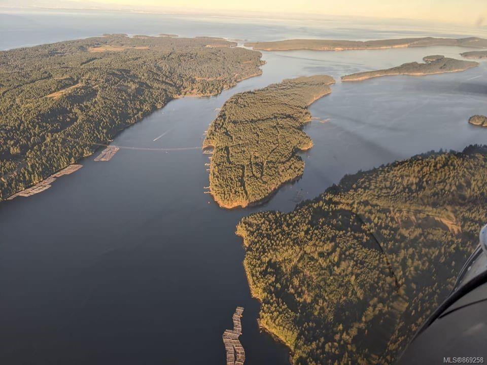 Main Photo: 20 Ling Cod Lane in : Isl Mudge Island Land for sale (Islands)  : MLS®# 869258