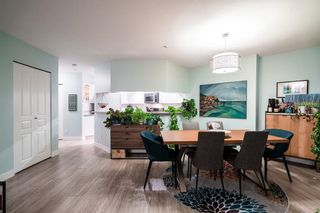 """Photo 14: 407 8420 JELLICOE Street in Vancouver: South Marine Condo for sale in """"THE BOARDWALK"""" (Vancouver East)  : MLS®# R2618056"""