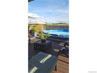 Photo 16: 78 Ed Golding Bay in Winnipeg: Residential for sale : MLS®# 1616530