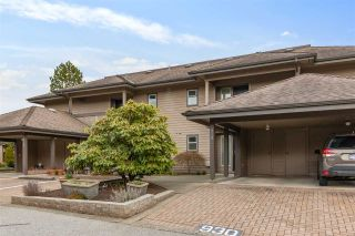 Photo 1: 930 ROCHE POINT DRIVE in North Vancouver: Roche Point Townhouse for sale : MLS®# R2557633