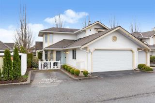 "Main Photo: 72 8737 212 Street in Langley: Walnut Grove Townhouse for sale in ""Chartwell Green"" : MLS®# R2564221"