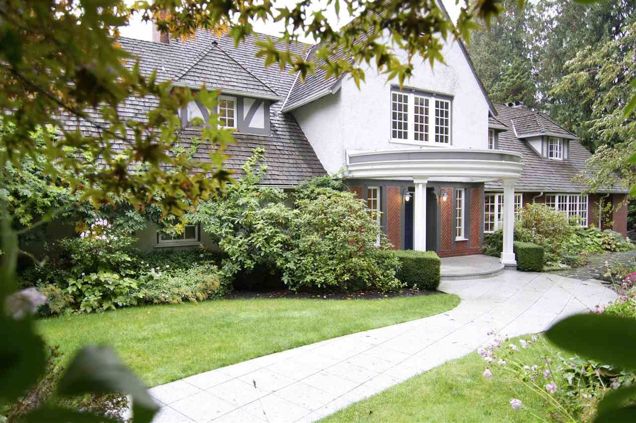 Main Photo: 5240 MARINE Drive in West Vancouver: Caulfeild House for sale : MLS®# R2514685
