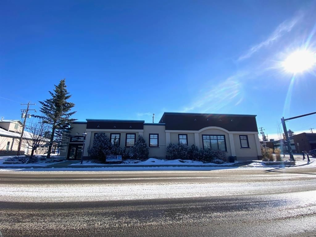 Main Photo: 104 1 Avenue NE: Airdrie Retail for lease : MLS®# A1074603