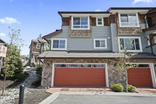 Photo 1: 69 23651 132 AVENUE in Maple Ridge: Silver Valley Townhouse for sale : MLS®# R2453763