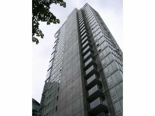Main Photo: 2709 1239 W GEORGIA Street in Vancouver: Coal Harbour Condo for sale (Vancouver West)  : MLS®# V836397