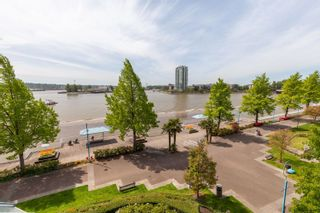 """Photo 3: 414 31 RELIANCE Court in New Westminster: Quay Condo for sale in """"Quaywest"""" : MLS®# R2625847"""