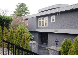 Photo 20: 3880 PUGET DR in Vancouver: Arbutus House for sale (Vancouver West)  : MLS®# V1025698