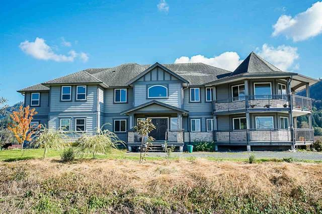 Main Photo: 5390 Beharrell Rd in ABBOTSFORD: House for sale : MLS®# R2414873