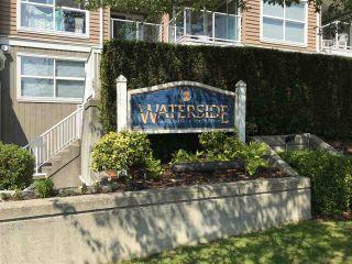"""Photo 1: 127 5880 DOVER Crescent in Richmond: Riverdale RI Condo for sale in """"WATERSIDE"""" : MLS®# R2410658"""