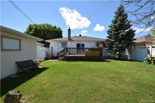 Photo 11: 5 Salvia Bay in Winnipeg: Garden City Residential for sale (4G)  : MLS®# 1719873