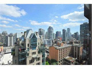 Photo 11: 1507 811 HELMCKEN Street in Vancouver West: Home for sale : MLS®# V1105794