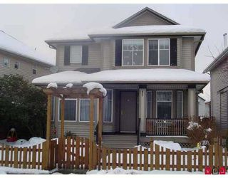 """Photo 1: 18525 64B Ave in Surrey: Cloverdale BC House for sale in """"CLOVER VALLEY STATION"""" (Cloverdale)  : MLS®# F2626814"""