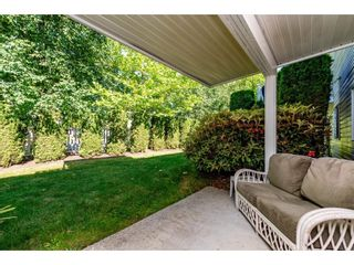 """Photo 37: 34 31255 UPPER MACLURE Road in Abbotsford: Abbotsford West Townhouse for sale in """"Country Lane Estates"""" : MLS®# R2595353"""