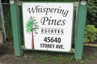 """Photo 20: 5 45640 STOREY Avenue in Sardis: Sardis West Vedder Rd Townhouse for sale in """"WHISPERING PINES"""" : MLS®# R2306187"""