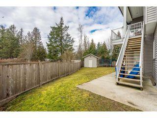 Photo 20: 4 33311 HAWTHORNE Avenue in Abbotsford: Poplar House for sale : MLS®# R2348892