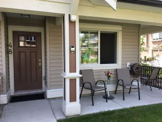 """Photo 2: 48 10151 240 Street in Maple Ridge: Albion Townhouse for sale in """"ALBION STATION"""" : MLS®# R2182569"""