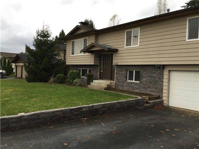 Main Photo: 18883 119B AV in Pitt Meadows: Central Meadows House for sale : MLS®# V1095644