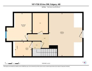 Photo 36: 107 1728 35 Avenue SW in Calgary: Altadore Row/Townhouse for sale : MLS®# A1130612