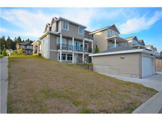 Photo 10: 3400 GISLASON AV in Coquitlam: Burke Mountain House for sale : MLS®# V1002813