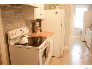 Photo 6: 288 Traverse Avenue in WINNIPEG: St Boniface Residential for sale (South East Winnipeg)  : MLS®# 1602736